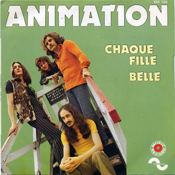 Animation - Chaque fille