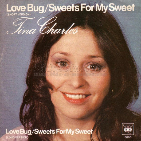 Tina Charles - Love bug - sweets for my sweet