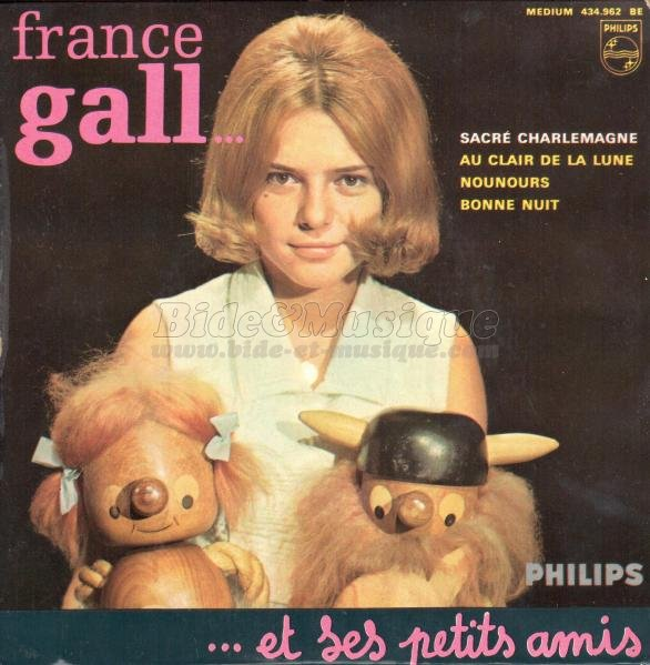France Gall - Nounours