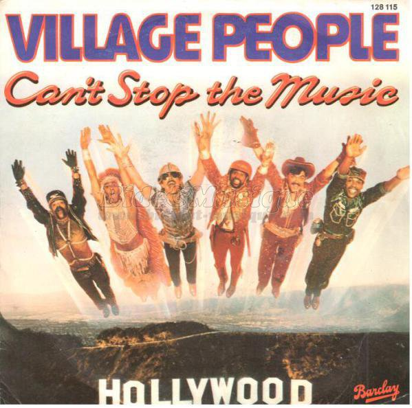 Village People - Bidisco Fever