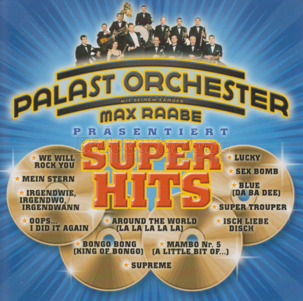 Max Raabe und sein Palastorchester - Oops… I did it again