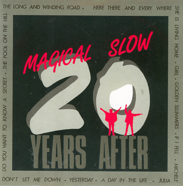 20 Years After - Magical slow