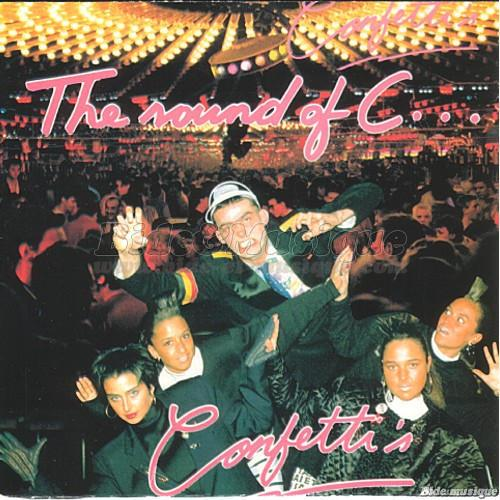 Confetti's - The sound of C