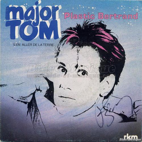 Plastic Bertrand - Major Tom