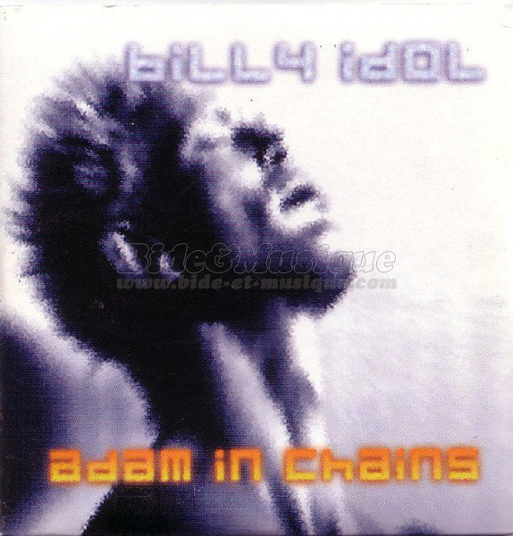 Billy Idol - Adam in chains