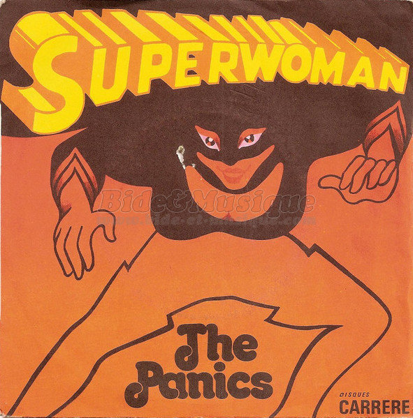 The Panics - Superwoman