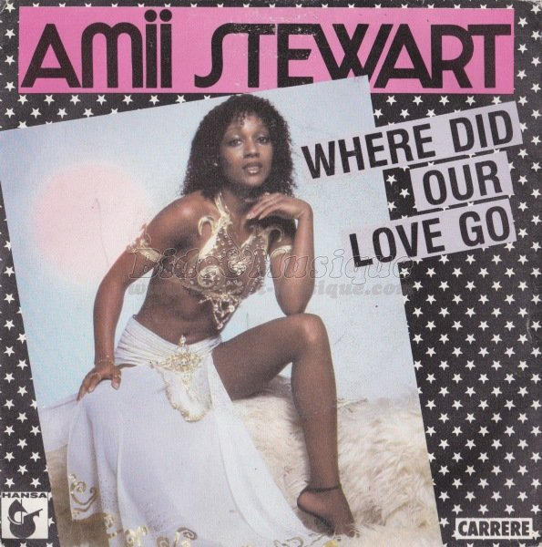 Amii Stewart - Where did our love go