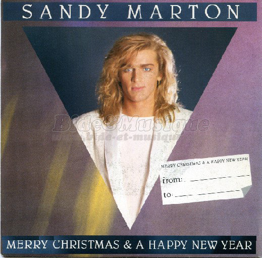 Sandy Marton - Merry Merry Christmas and Happy New Year