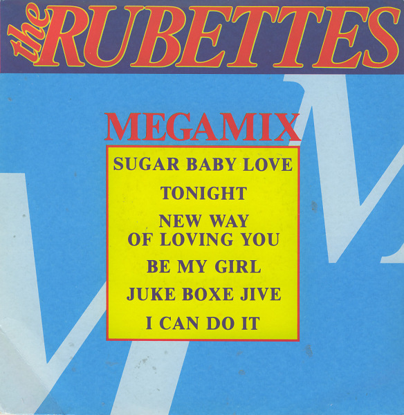 The Rubettes - Megamix