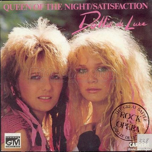 Dollie de Luxe - Queen of the Night / Satisfaction