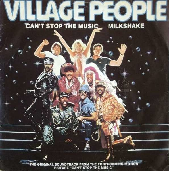 Village People - Milkshake