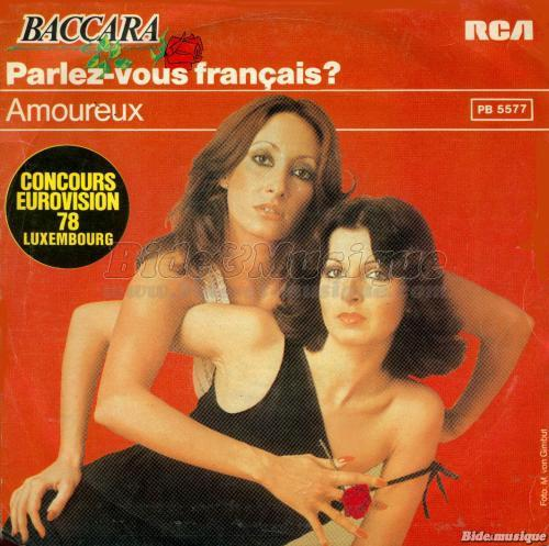 Baccara - Bidisco Fever