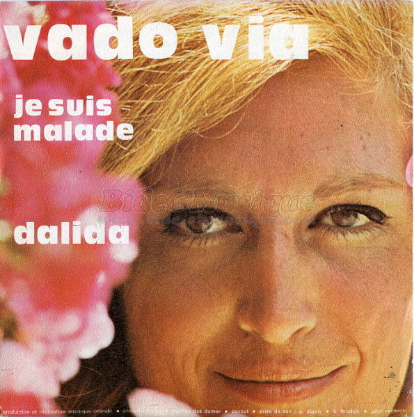 Dalida Artiste Sa Discographie Sur B M