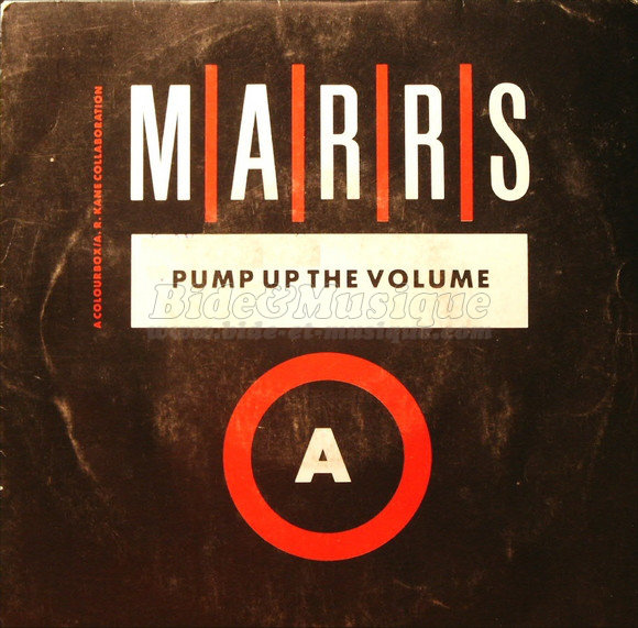 M|A|R|R|S - Pump up the volume