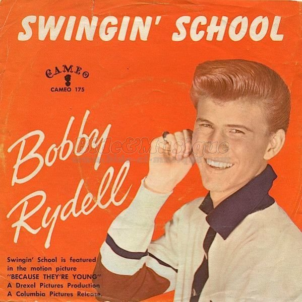 Bobby Rydell - Swinging school