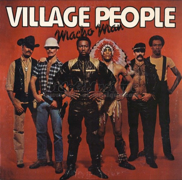 Village People - I am what I am