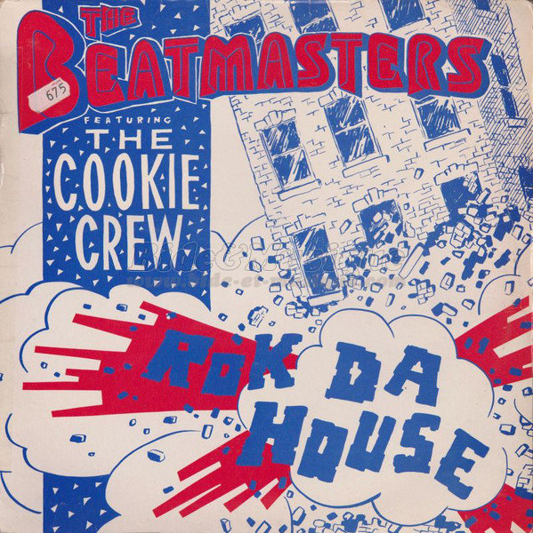 The Beatmasters - Rok da house (featuring The Cookie Crew)