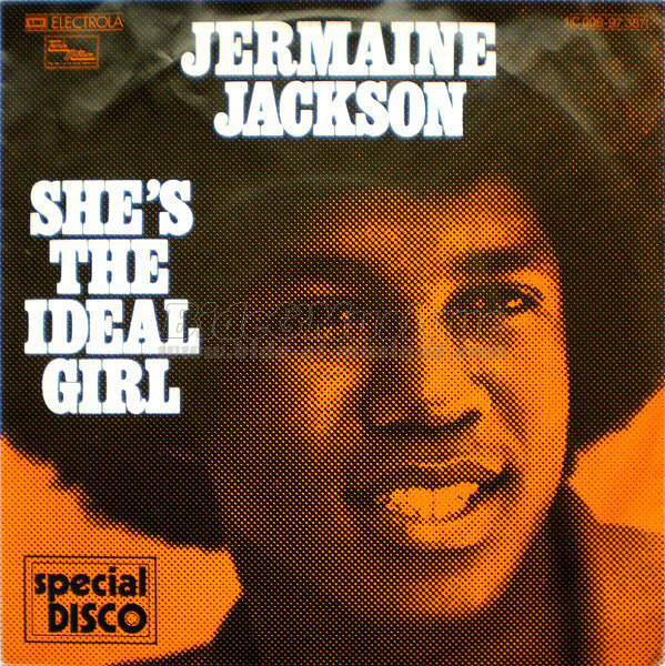 Jermaine Jackson - She's the ideal girl