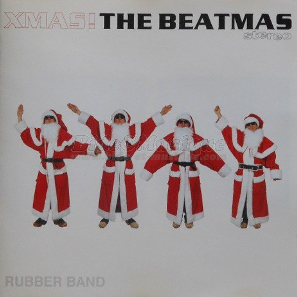 The Rubber Band - Rudolph the rednosed reindeer