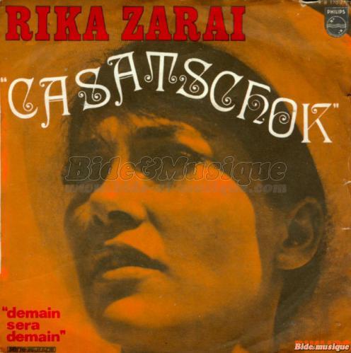 Rika Zaraï - Rika Zaraï Chante Israël