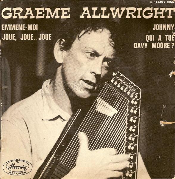 Qui a tué Davy Moore ? (par Graëme Allwright) - fiche chanson - B&M