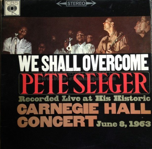 Pete Seeger - Who killed Davey Moore ?