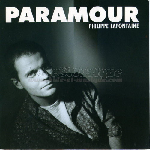 Philippe Lafontaine - Paramour