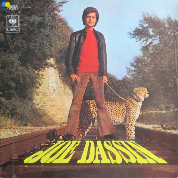 Joe Dassin - Le grand parking