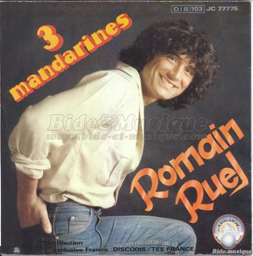 Romain Ruel - 3 mandarines