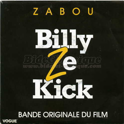 Zabou - Billy ze kick