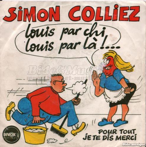 discographie de Simon Colliez