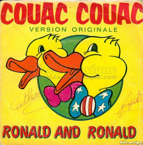 Ronald and Ronald - Couac couac