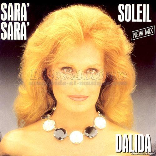 """Dalida - """"Soleil"""""""