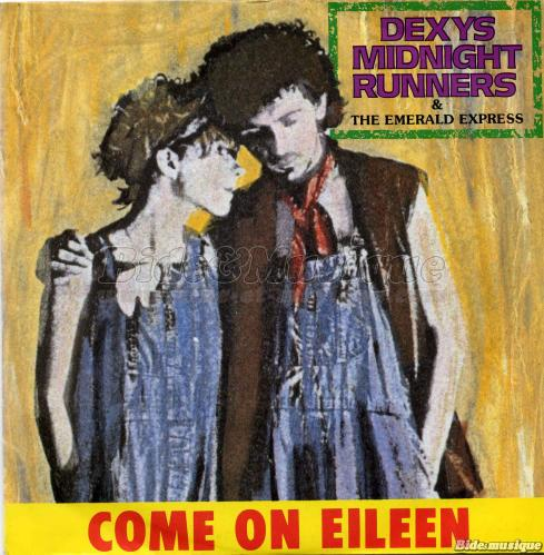 Dexys Midnight Runners - 80'