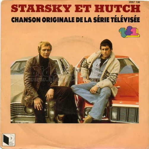 Image : Lionel Leroy - Starsky et Hutch - Bide et Musique