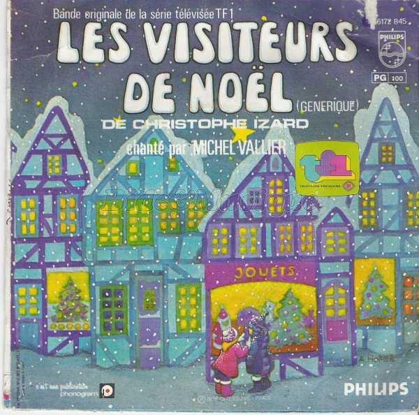 le visiteur de noel Passionné par l'emission Les visiteurs de Noël (forum Bla bla  le visiteur de noel