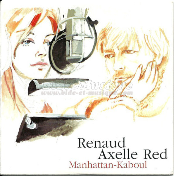 Renaud et Axelle Red - Manhattan-Kaboul