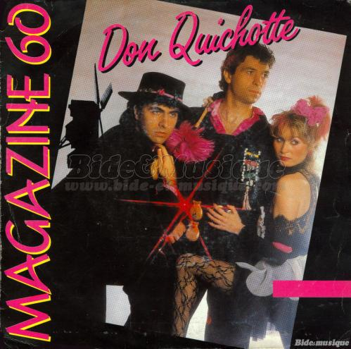 Magazine 60 - Don Quichotte (No estan aqui)