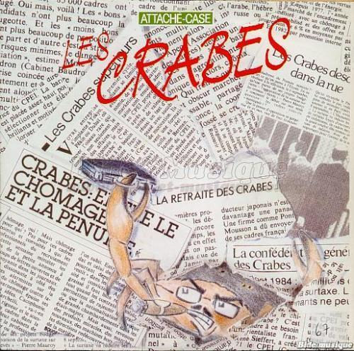 Attach�-case - Les Crabes