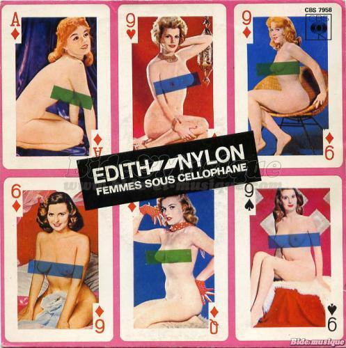 Edith Nylon - Femmes sous cellophane