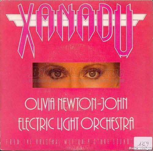 Olivia Newton-John & Electric Light Orchestra - Xanadu