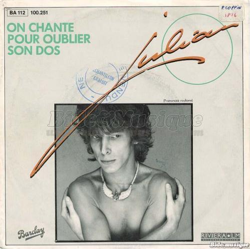 Julian - On chante pour oublier son dos