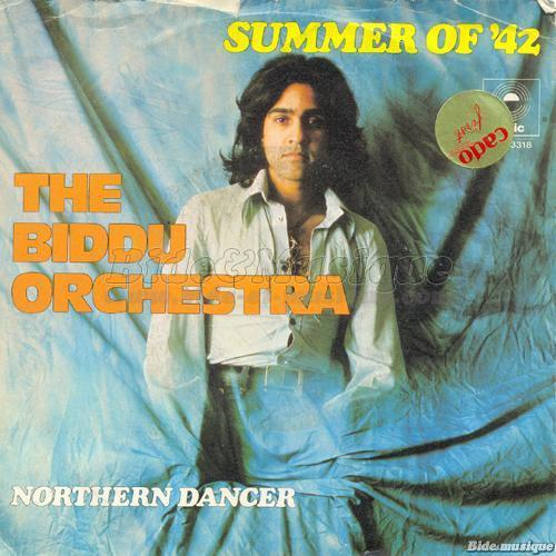 The Biddu Orchestra - Summer of '42