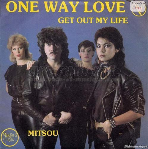 Mitsou - One way love