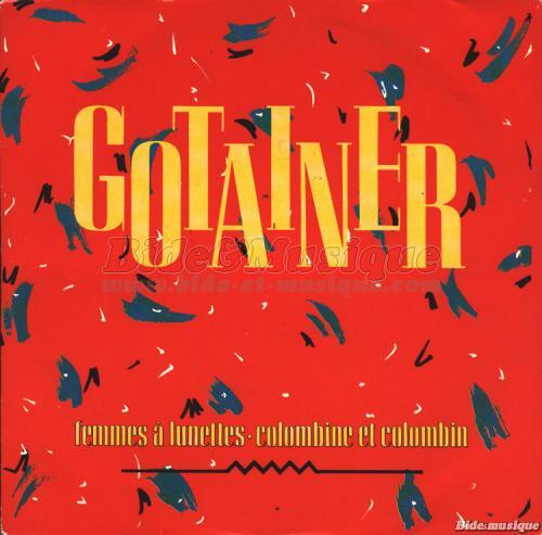 b61976eecf1b41 Femmes à lunettes (par Richard Gotainer) - fiche chanson - B M