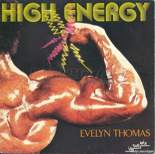 Evelyn Thomas - 80'