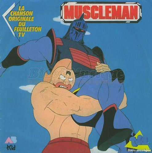 Bernard Denimal - Mr Muscleman - Qui est le plus fort ?