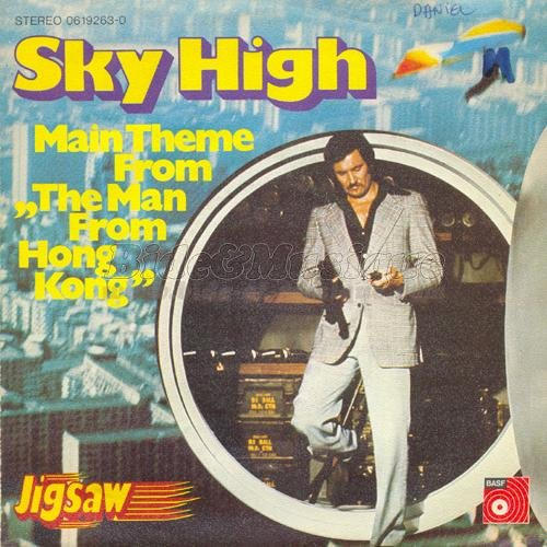 Jigsaw - Sky High
