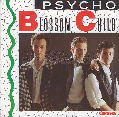Blossom Child - Psycho