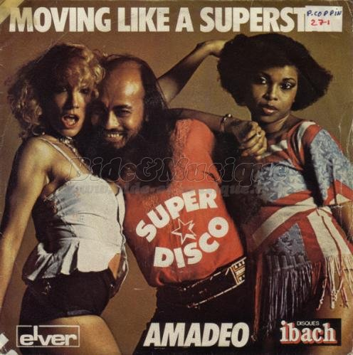 Amadeo - Moving like a superstar